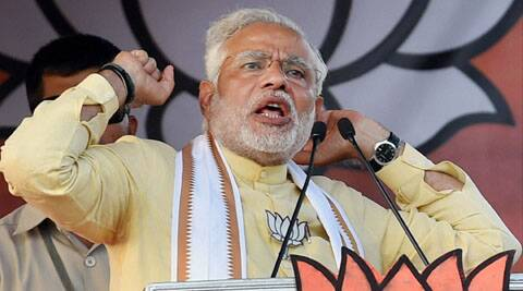 The attack got sharper on Thursday morning as Modi himself tweeted alleging that the EC was not concerned about the neutrality of the institution.