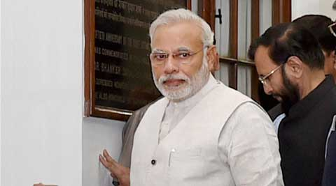 Prime Minister Narendra Modi. ( Source: PTI )