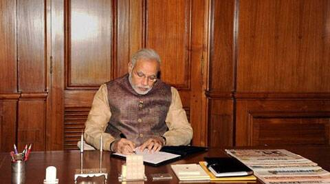 Narendra Modi took oath as 15th Prime Minister of India on May 26.