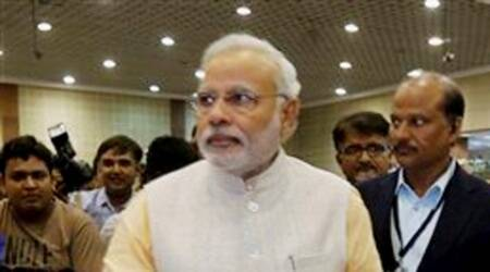 Modi, after being appointed the Prime Minister, had conveyed to Rashtrapati Bhawan and the External Affairs Ministry his desire that leaders of all SAARC nations be invited to attend his swearing-in.