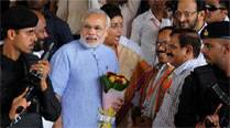Security tightened for Narendra Modi's roadshow