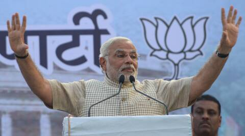 It was no surprise that in his prime ministerial quest Modi became the favourite of big business, which had its own selfish and unhealthy reasons to throw the UPA regime out. ( Source: AP )