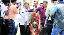 For a vote, Modi wifereappears