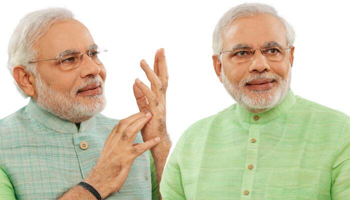 Modi has battled stiff opposition from within the party to emerge as the face of BJP for the 2014 Lok Sabha elections.