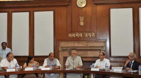 BJP's campaign team is back at work, its next target being assembly elections due this year.