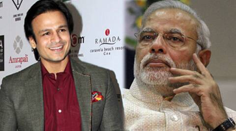 """Vivek Oberoi tweeted, """"I feel honoured & privileged to be invited to witness history in the making!"""""""