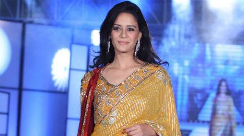 Mona Singh was last seen on the small screen in 'Kya Huaa Tera Vaada'.
