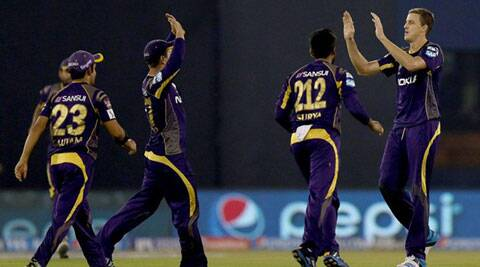 Morne Morkel finished with two wickets against Mumbai Indians on Wednesday (Photo: BCCI/IPL)