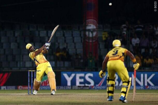 IPL 7: CSK register sixth win in a row