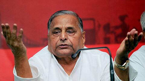 SP Chief Mulayam Singh Yadav. (Source: PTI)