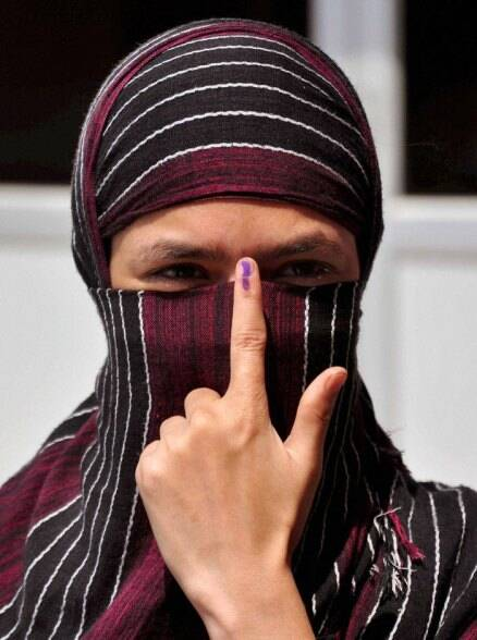 Voting ends for 8th phase of Lok Sabha polls