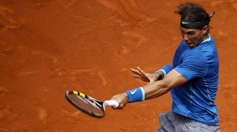 Agassi claims that Nadal has thrived despite having to face the likes of Federer and Djokovic in this era. (Reuters)