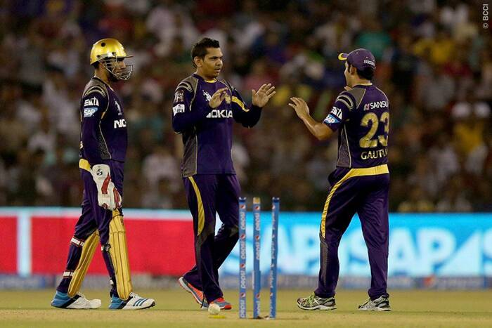 IPL 7: KKR make it three in a row
