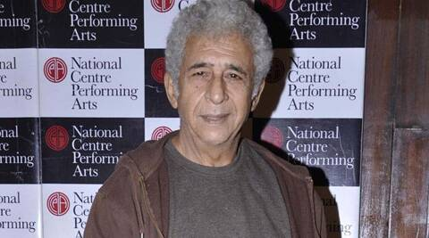 Satyajit Ray had appreciated Naseeruddin Shah performance in Ketan Mehta's 'Mirch Masala'.