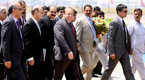For Nawaz Sharif to accept the invitation is no more than consistency with the stand he has always taken: that any contact with India is welcome and that dialogue with India is a must.