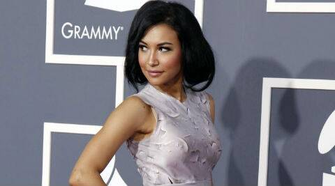 Naya Rivera's representative has shot down reports that the actress fired from 'Glee'. (Reuters)