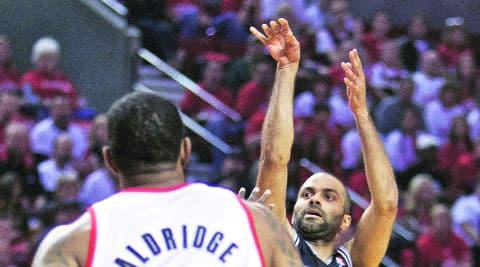 Tony Parker scored 29 points for San Antonio Spurs.