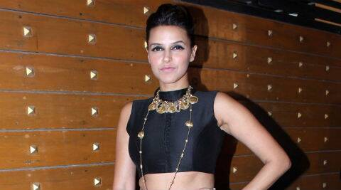 Neha Dhupia will be an employee and draw a regular salary.