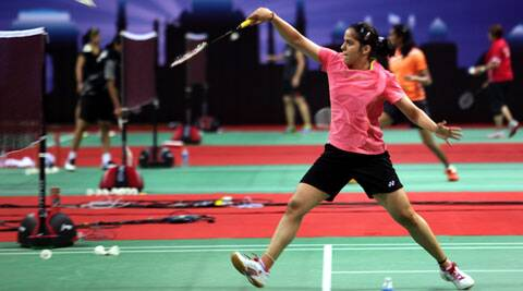 Indian squad is being termed as the 'strongest' the country has fielded in the competition with two women's singles players — Saina Nehwal (World No.8) and PV Sindhu (World No.11) — carrying the weight of expectations. (IE Photo: Ravi Kannojia)