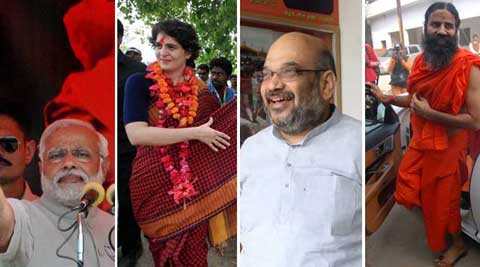 From Modi to Priyanka, the poll battle brought out the worst in many of our political leaders.
