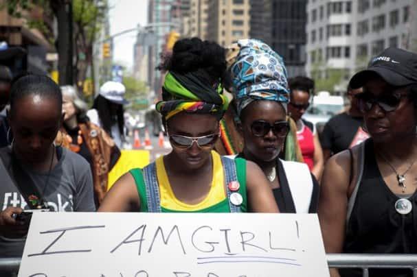 Nigeria president optimistic over finding abducted schoolgirls