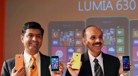 Microsoft launches Nokia Lumia 630