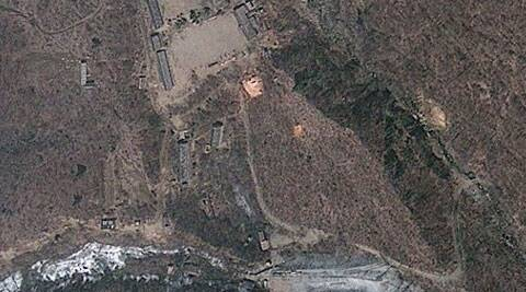 U.S. researchers detect increased activity at North Korea's nuclear test site but remain unsure when an underground explosion might happen. (AP)