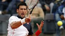 Back on track, Novak Djokovic enters Rome semis