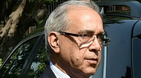 There's controversy over whether Nripendra Misra could be appointed to the post of principal secretary to PM.