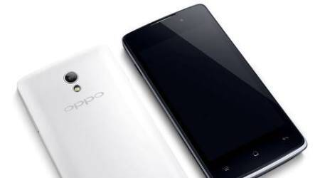 Oppo Joy has a 4.0-inch WVGA HD screen