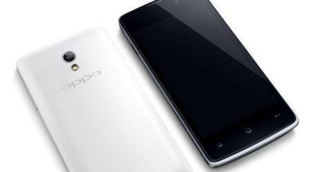 Oppo Joy is priced Rs 8,990