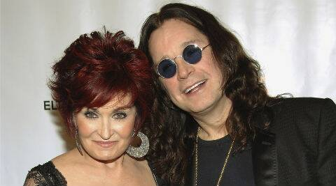 Ozzy Osbourne feels that he would have died from his addictions if it were not for the support of his wife Sharon Osbourne. (Source: AP)