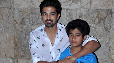 Amole Gupte upcoming film 'Hawaa Hawaai' stars his son Partho and Saqib Saleem.