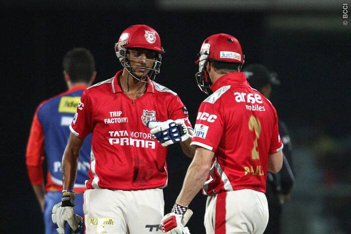Akshar Patel remained cooled and stroked his way to a 35-ball 42 to take his team home. Punjab beat Delhi by four wickets on Monday. (Photo: BCCI/IPL)
