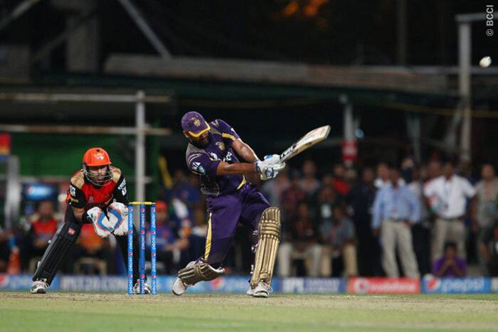 Yusuf Pathan, who has a 37-ball hundred to his name, brought memories of that innings when he scored a 22-ball 72 that included five hits to the boundaries and seven massive hits over it. On his way to 72, he also became the fastest to score an IPL half century, off just 15 balls. (Source: BCCI/IPL)