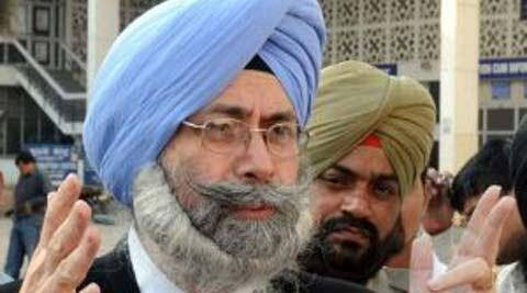 AAP candidate HS Phoolka.