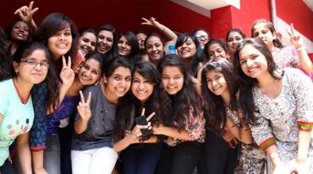 n total 10,28,928 candidates had registered for class XII examination this year. (Source: Express photo by Ravi Kanojia)