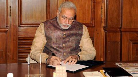 The Prime Minister's Office is expected to become a powerful centre of policy making under Modi (Source: Express Photo)