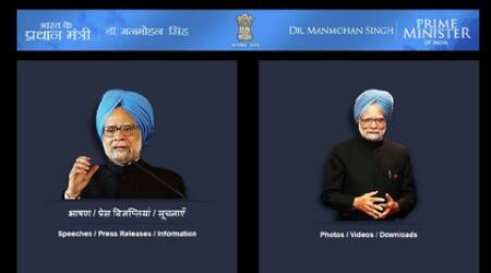 Ex-Prime Minister Manmohan Singh's Twitter handle.