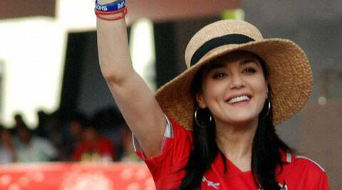 Preity Zinta was on a tweeting spree.