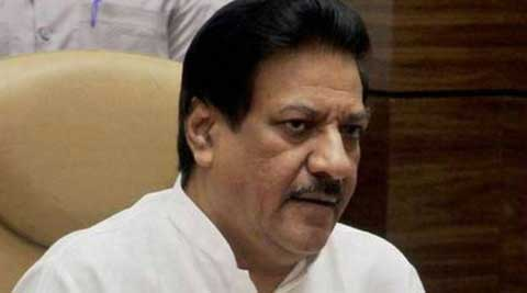 Prithviraj Chavan. ( Source: PTI/File )