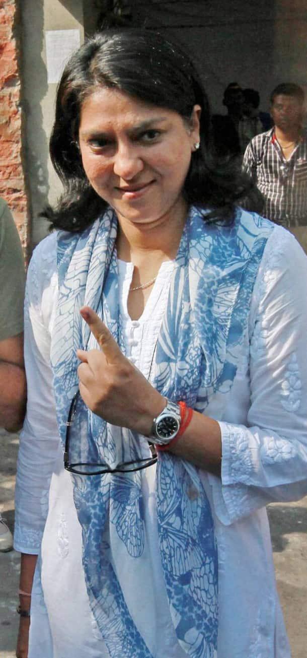 Elections 2014: Priya Dutt, Arvind Kejriwal among losers in LS polls