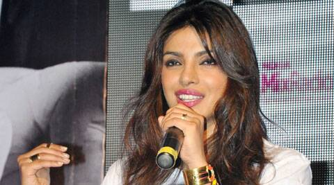"Priyanka says, ""It would be extremely flattering for me if someone would make a biopic on my life."