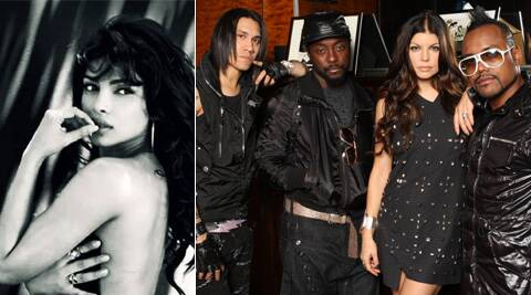 """Black Eyed Peas tweeted, """"Our girl Priyanka Chopra's new video for """"I Can't Make You Love Me"""" debuted today. Watch it now!"""""""
