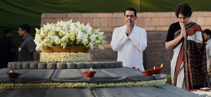 Rajiv Gandhi remembered on 23rd death anniversary