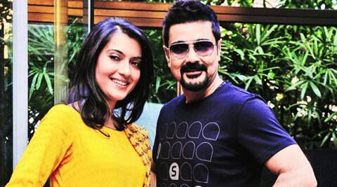 Prosenjit, Arpita Forced to come together   Entertainment