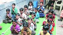 Raring to go, these Pardhi children wait for the call from Pune