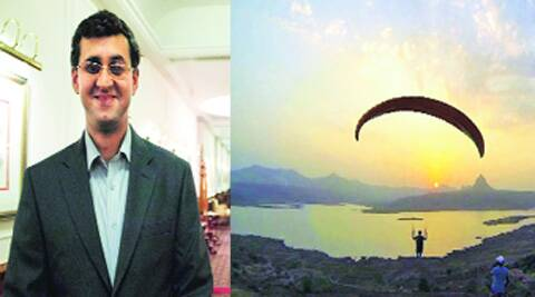 Divyanshu Ganatra now plans to promote adventure sports among persons with disabilities