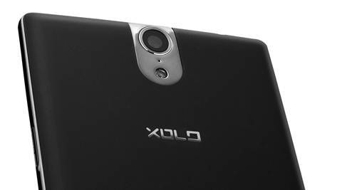 The Xolo Q1010i is priced Rs 13,499