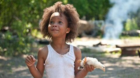 The 10-year-old actress impressed designer Giorgio Armani with her breakout performance in 'Beasts of the Southern Wild'